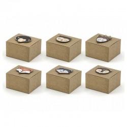 Box 60x55x35mm. Pcs. 6