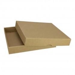 Box 128x128x20mm.