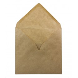 Envelope 130x130mm.