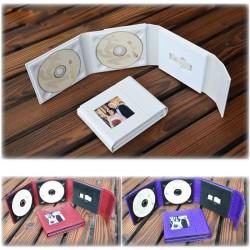 Case 2 Discs Usb