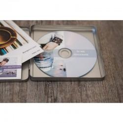 Discs Metal Case