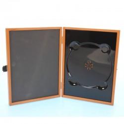 Wooden Disc Case
