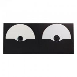 Digifile 2 Discs Black