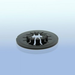 Plastic Disc Clip 30 mm