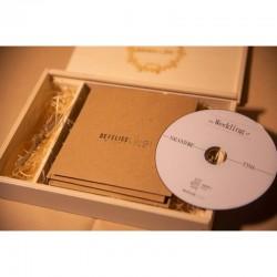 Wooden Case Usb Disc